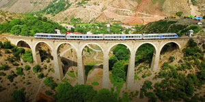 Iran Tour by Train | Iran Train Tours