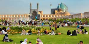 All inclusive vacation to Iran