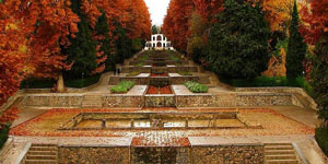 Persian Gardens Tour | Treasures & Garden Tours in Iran