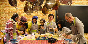 Tour of Culinary tour of IranReliefs in Iran