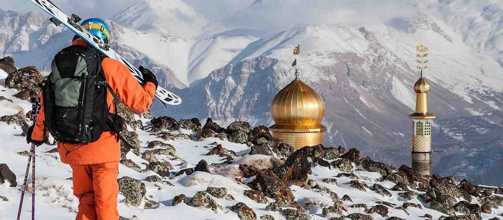 Iran Ski Tour in Tochal resort, Iran | Let's Go Iran