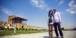 Honeymoon in Iran | Kish Island where the time stands still
