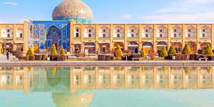 Ancient Iran Vacation for 8 Days