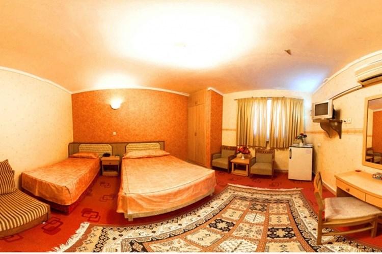 Talar Hotel Shiraz | Let\'s Go Iran